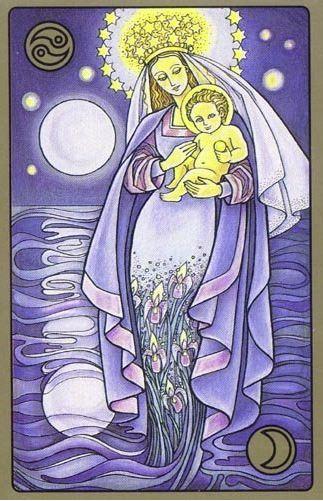 Matka - karty Symbolon