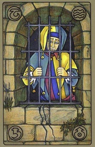 Zajetí - karty Symbolon