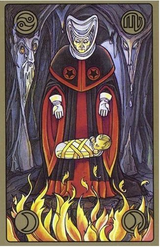 Potrat - karty Symbolon