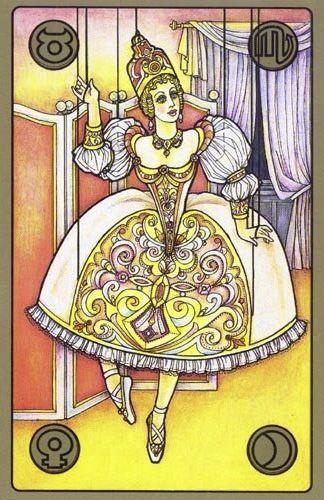 Loutka - karty Symbolon