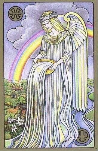 Anděl - karty Symbolon
