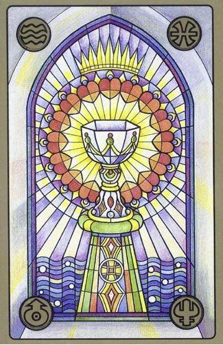 Otázka Grálu - karty Symbolon