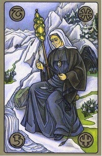 Moira - karty Symbolon