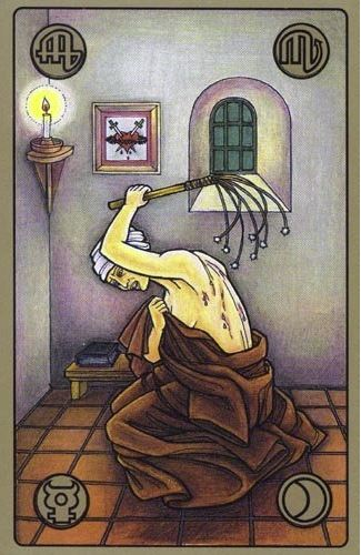 Sebetrýzeň - karty Symbolon