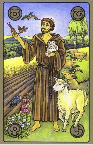 Odpovědnost za stvoření - karty Symbolon