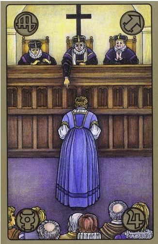 Inkvizice - karty Symbolon