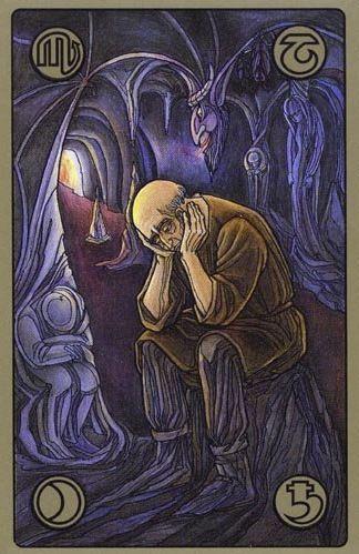 Deprese - karty Symbolon
