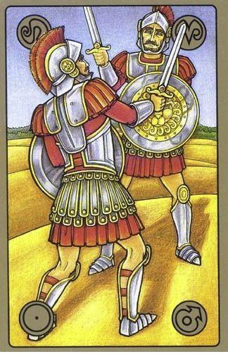 Boj - karty Symbolon