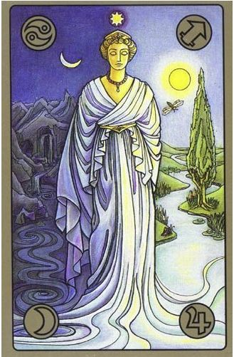 Mnemosyné - karty Symbolon