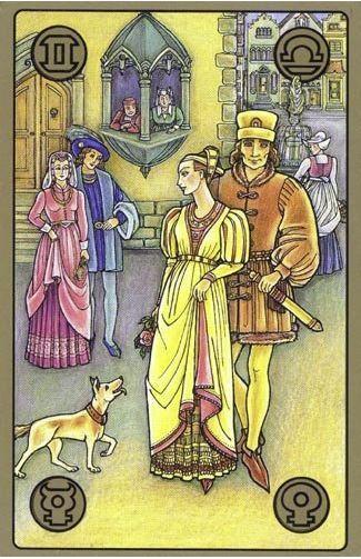 Trh marnivosti - karty Symbolon