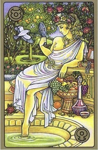 Milenka - karty Symbolon