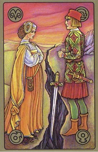 Hádka - karty Symbolon
