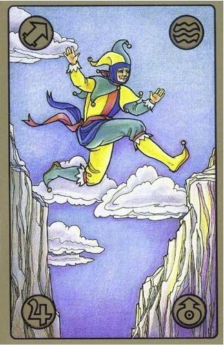 Kvantový skok - karty Symbolon