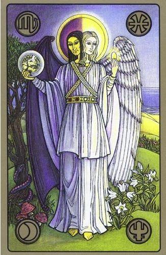 Svatozář - karty Symbolon